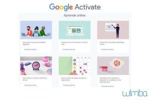 google-activate-formacion-wimba